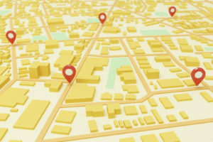 Digital Maps Production